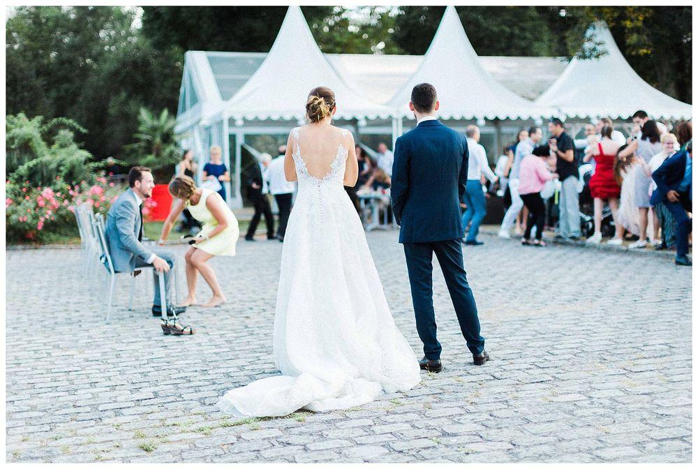 Mariage au Manoir de la Grande commune Essonne