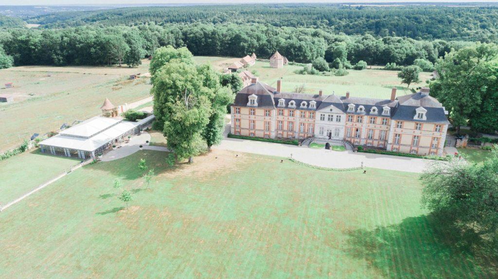 Mariage au château d'Argeronne - La Haye Malherbe